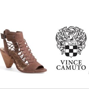"""Vince Camuto """"Evel"""" leather sandal"""